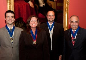 SMU's 2010 Ford Research Fellows