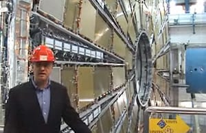 Fred Olness at CERN