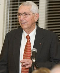 Fred Wendorf, Feb. 5, 2009
