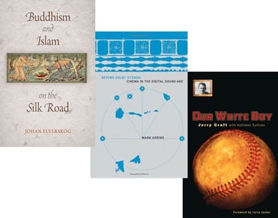 2011 Godbey Authors' Awards winners