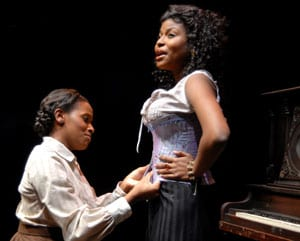 Meadows Theatre production of 'Intimate Apparel'