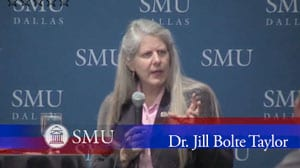 Jill Bolte Taylor at SMU