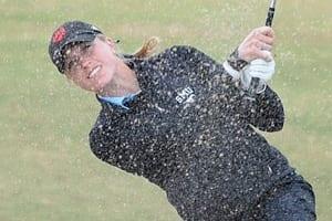 SMU golfer Kate Ackerson
