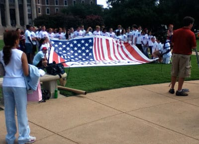 ABC World News' 'Made in America' on the SMU campus
