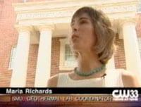 SMU Geothermal Lab Coordinator Maria Richards