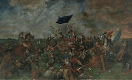 Henry Arthur McArdle, 'The Battle of San Jacinto