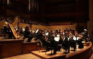 SMU's Meadows Symphony Orchestra
