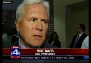 SMU Professor Mike Davis speaks to FOX 4 News