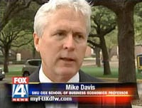 Mike Davis on FOX 4 News