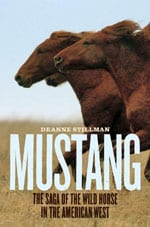 'Mustang' book cover