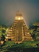 Maya temple from National Geographic
