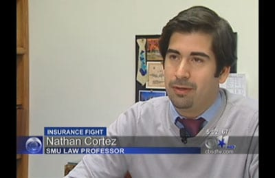 Nathan Cortez, SMU Dedman School of Law