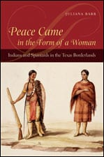 Cover of 'Peace Came in the Form of a Woman' by Juliana Barr