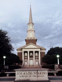 Perkins Chapel