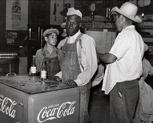 Plantation store, 1939