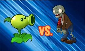 'Plants vs. Zombies' trailer screenbgrab