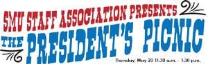 2010 President's Picnic logo