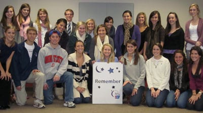 SMU's 2011 Relay For Life committee