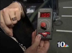 Rita Kirk's debate-meter for monitoring real-time reactions to political debates