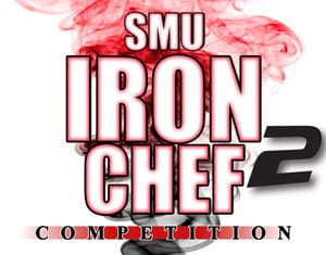 SMU Iron Chef 2 logo