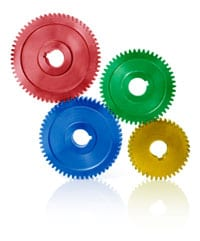 Cogs in a system