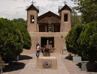 Santuario de Chimayo in Taos