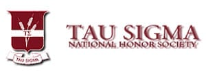 Tau Sigma National Honor Society logo