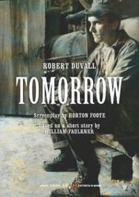 'Tomorrow' DVD cover