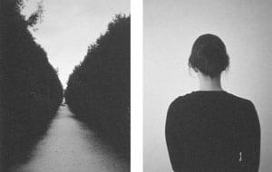 Philip Van Keuren, 'Allee II Woman III'