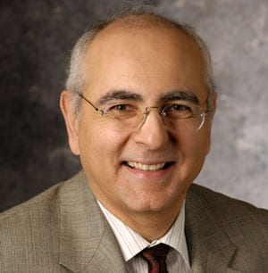 M. Volkan Otugen, SMU's George R. Brown Chair in Mechanical Engineering