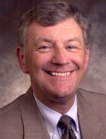 SMU Theology Dean William Lawrence