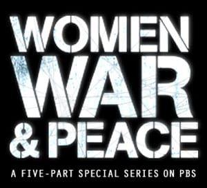 'Women, War and Peace' logo