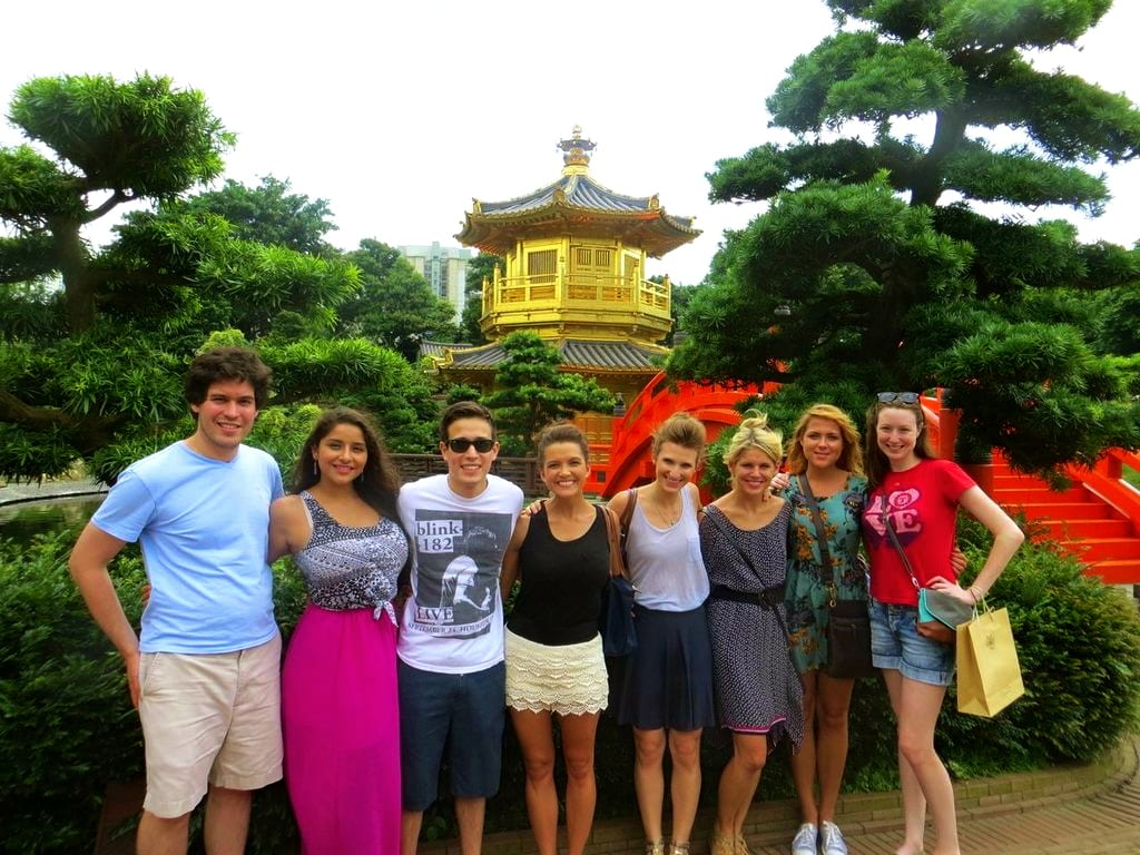 Cultural tour at Chi Lin Nunnery and Nan Lian Garden, Hong Kong