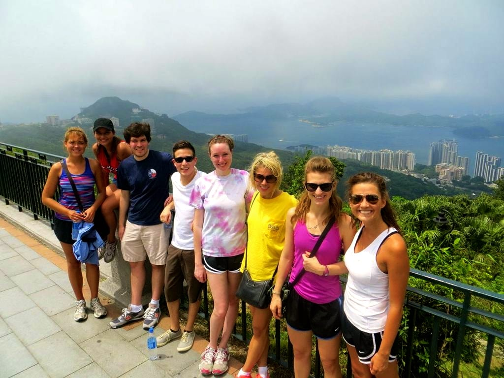 Hike to Victoria Peak