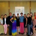 Cultural tour of the Galaxy hotel in Macau