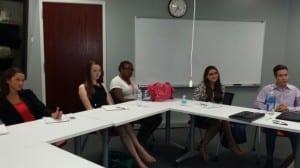 Workshop on Executive Internship