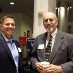 Steve Edwards and Jim Goodnight