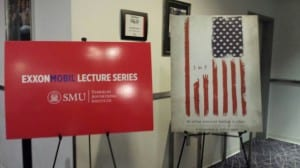 TAI-SMU & ExxonMobil along with Publicis Dallas Presents 1-in-3