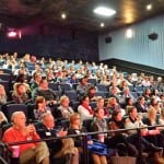 Audience at Exxon Mobil Lecture Series
