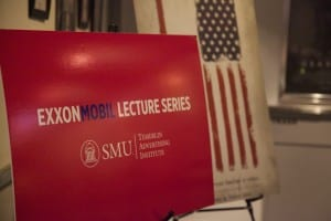 Exxon Mobil Lecture Series