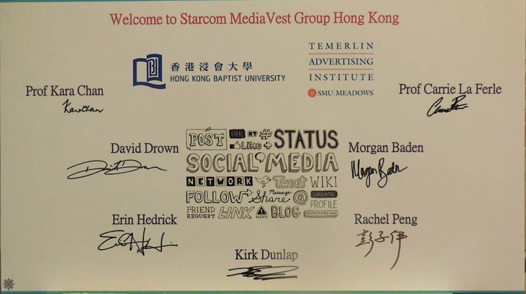 TAI Group Receives Warm Welcome at Starcomm