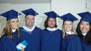 Class of 2015 MA Graduates