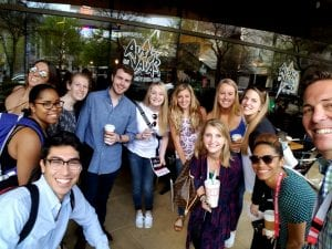 TAI Students Attend South by Southwest (SXSW) Conference