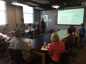 TAI Hosts Visiting Scholar Dr. C.W. Park for Lecture on Brand Attachment
