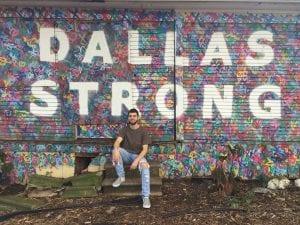 TAI Student Wade Burton Shares Freelance Design Experience