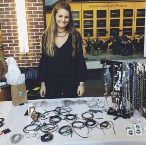 "TAI Student Anna Proctor Runs Successful Jewelry Company ""Beads By Anna"""