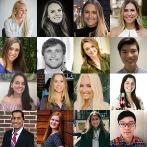 Introducing SMU'S 2018 NSAC Ad Team Members