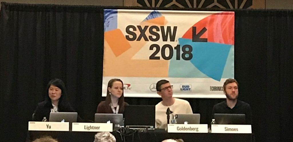 Navigating the Waters of Data-Driven Storytellingat SXSW Interactive 2018