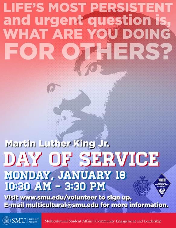 mlkday of service