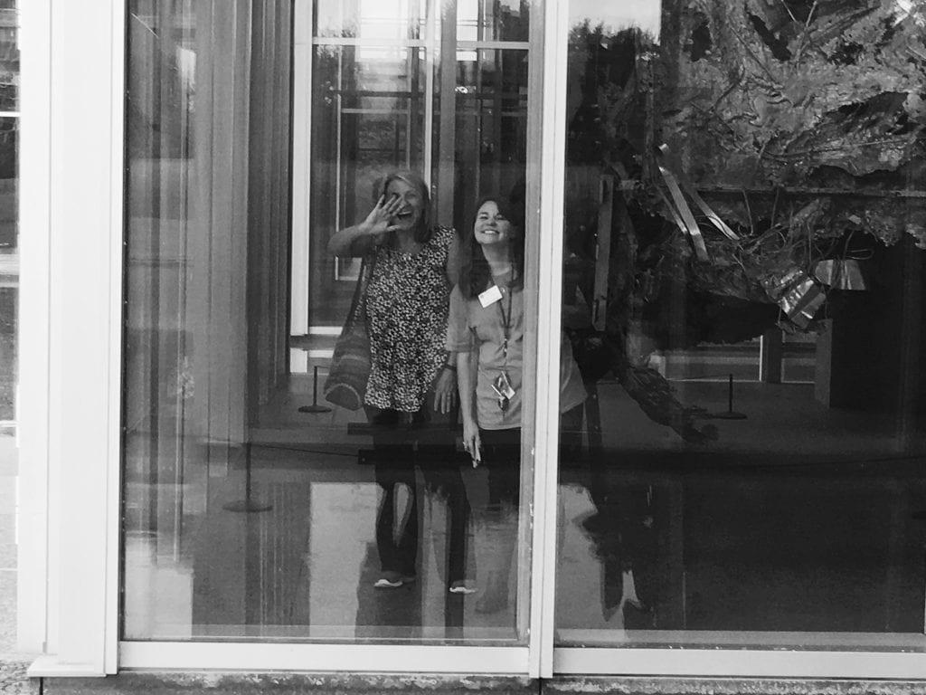 Liljana and Madyson